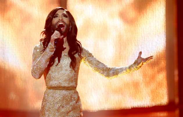 Eurovision Song Contest: first rehearsal of grand final