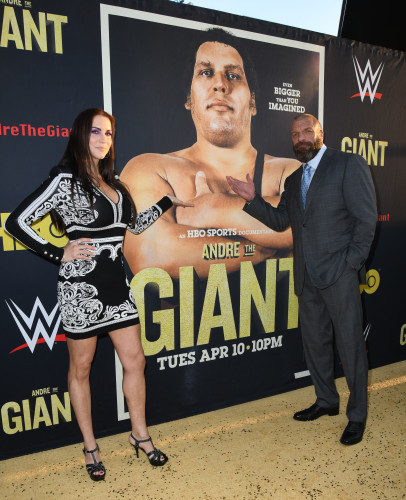 'Andre the Giant' World Premiere - Los Angeles