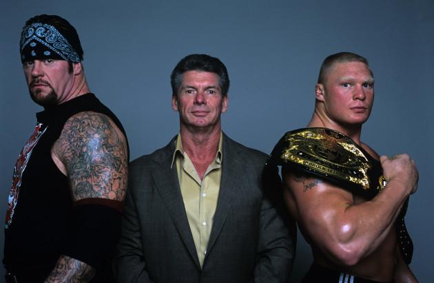 Sports Entertainment - WWE Raw event - Houston - Texas
