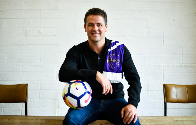 Cadbury Premier League Musgrave Retailer Day with Michael Owen