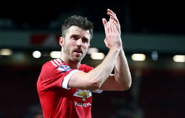 Michael Carrick File Photo