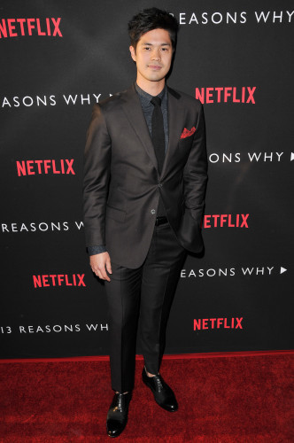 Netflix's 13 Reasons Why Premiere - Los Angeles
