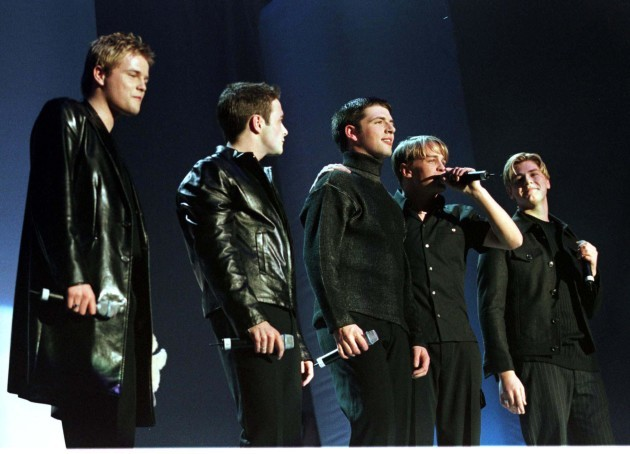 Just 27 gas photographs of Westlife from over the years