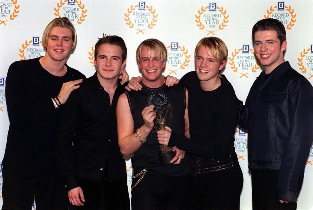 Record of the year/Westlife/2