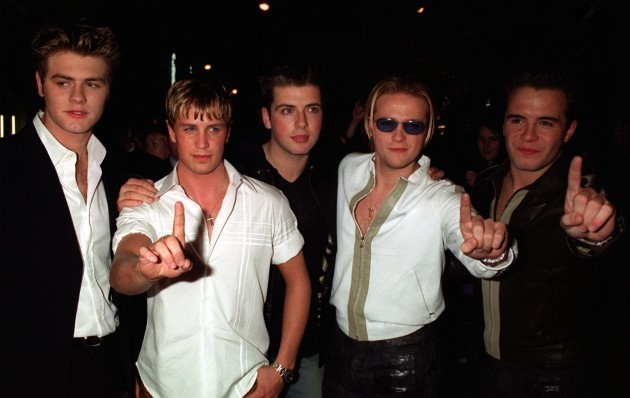 Westlife Party