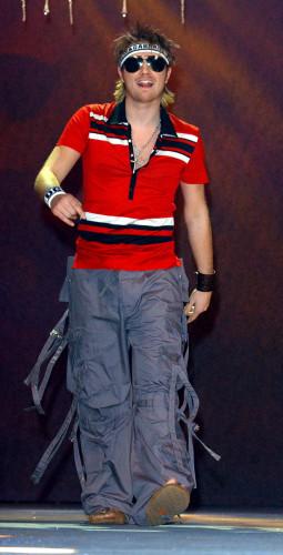 Nicky Byrne - Dublin Fashion