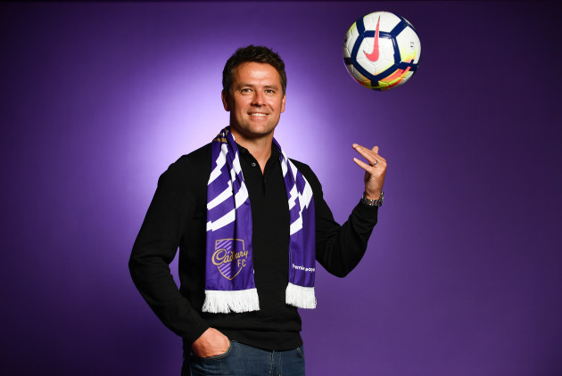 Cadbury Premier League Musgrave Retailer Day with Michael Owen