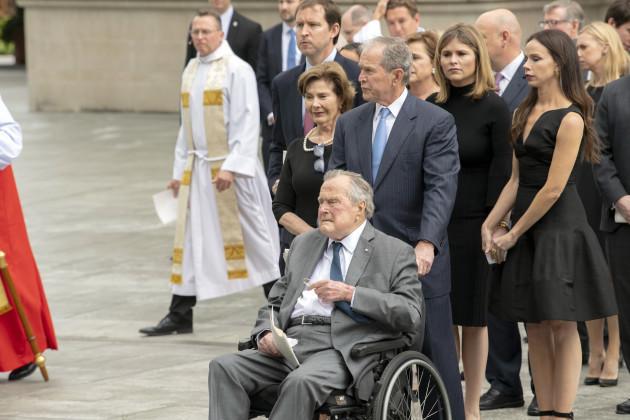 News: Barbara Bush Funeral