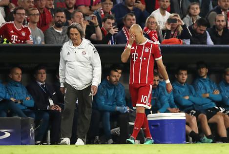 Bayern Munich v Real Madrid - UEFA Champions League - Semi Final - First Leg - Allianz Arena
