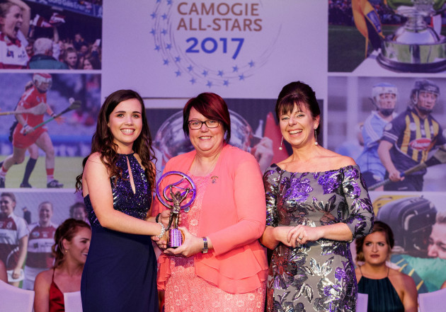 Laura Doherty with Catherine Neary and Deirdre Ashe