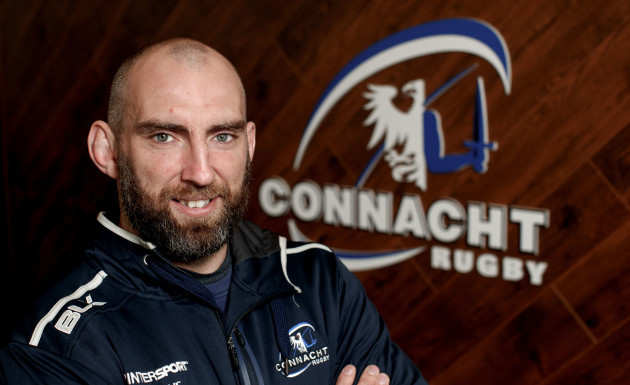 John Muldoon ahead of his 300th cap