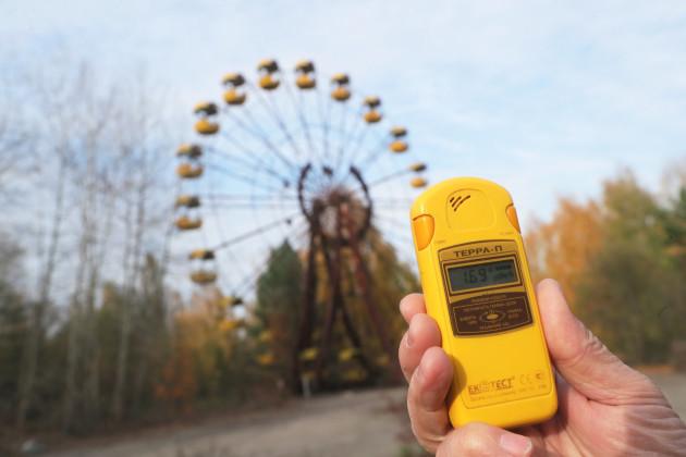 Chornobyl Exclusion Zone