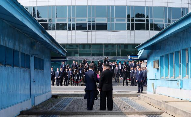 South Korea: Inter-Korean Summit