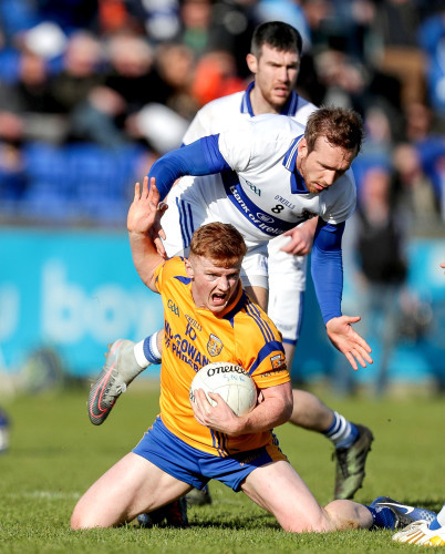 Conor McHugh and Nathan Mullins
