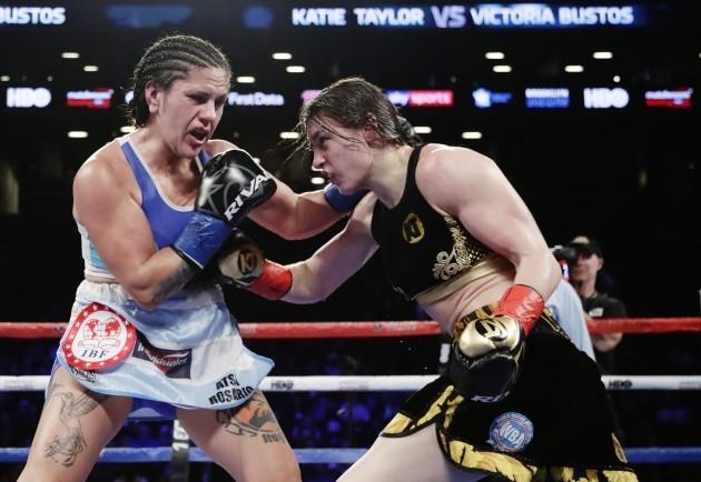 Bustos Taylor Boxing