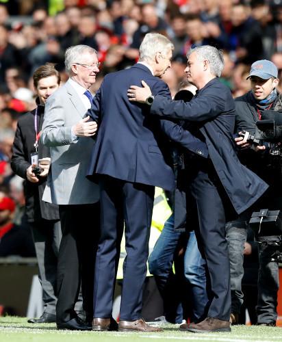 Manchester United v Arsenal - Premier League - Old Trafford