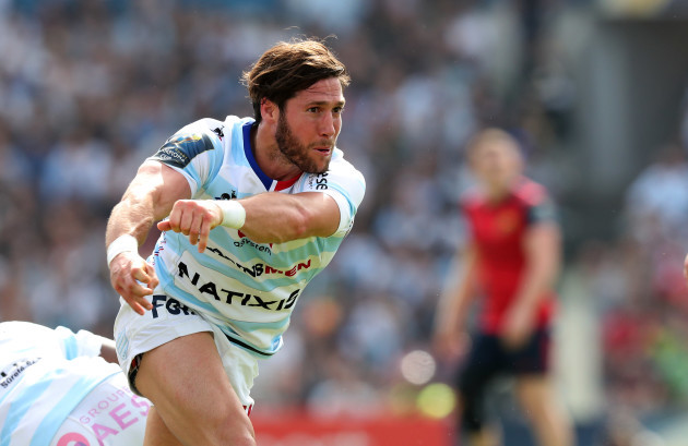 Racing 92's Maxime Machenaud
