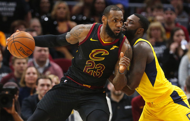 LeBron James leads Cavs to a Game 7 win at home over Pacers to advance to Eastern Conference semifinals
