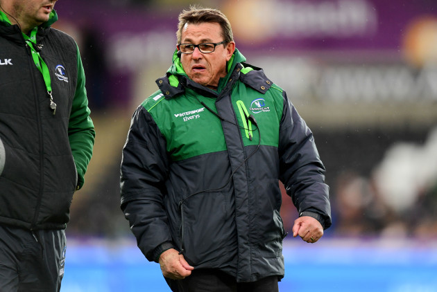 Connacht must make progress across the board after Keane sacking · The42 fda0418924