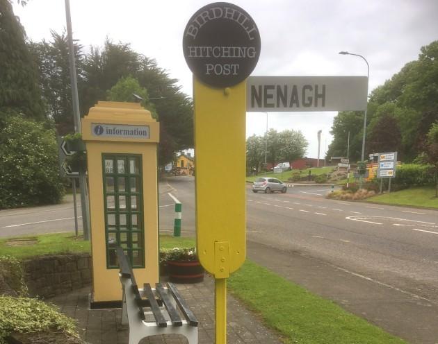 Birdhill Hitching Post