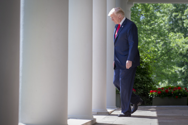 President Trump Hosts a National Day of Prayer event