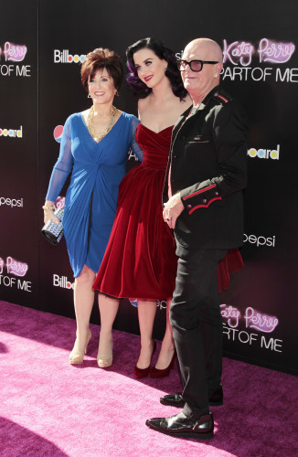 'Katy Perry: Part of Me' Premiere - Los Angeles