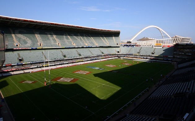 General view of the ABSA Stadium