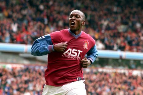 Soccer - FA Carling Premiership - Aston Villa v Arsenal