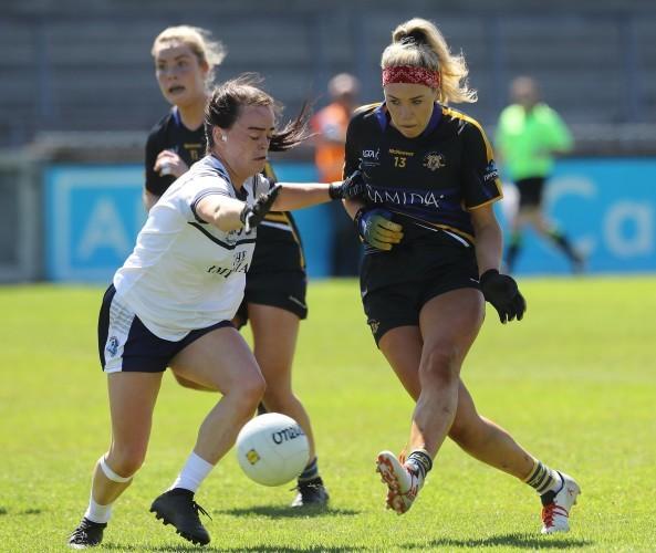 Sinead Greene tackles Orla O'Dwyer