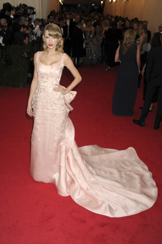 'Charles James: Beyond Fashion' Costume Institute Gala, New York