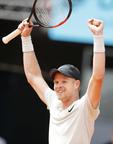 Spain Madrid Open Tennis