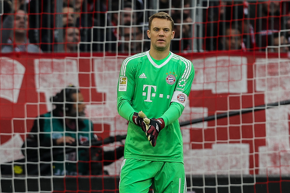b1c5a13d0d3 I have to make the right decision for me and for Germany  - Neuer ...