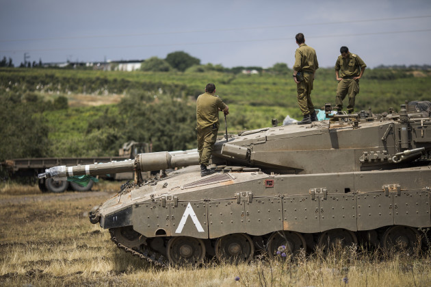 IDF mobilizes reservists on concerns about Iranian attacks
