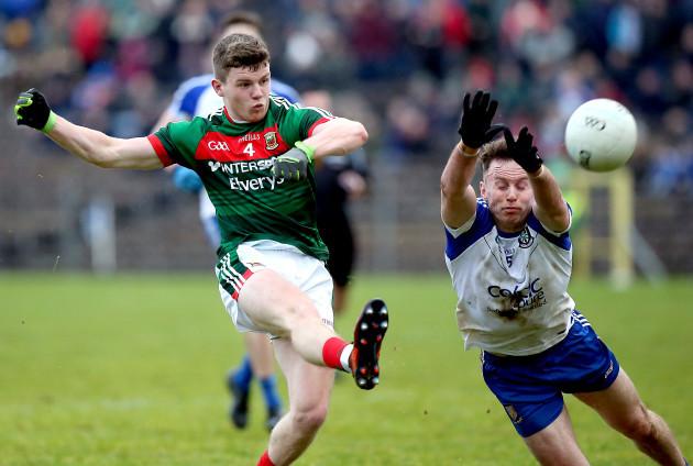 Fintan Kelly with Eoin O'Donoghue