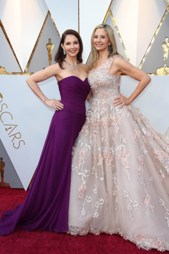The 90th Academy Awards - Arrivals - Los Angeles