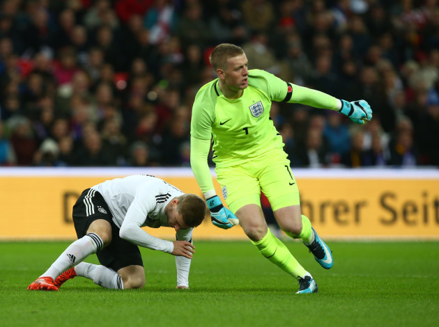 United Kingdom: England v Germany - International Friendly