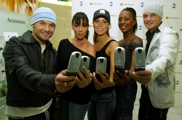 Liberty X video mobile phone