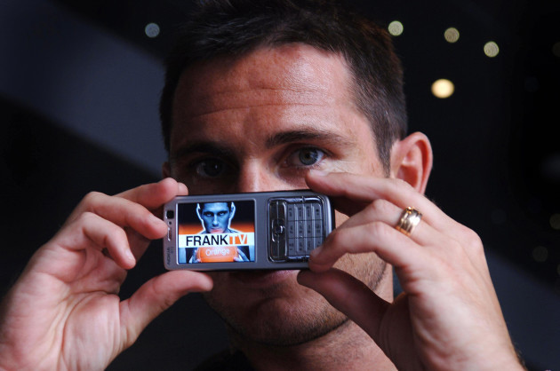 Soccer - Launch of Frank Lampard's TV Channel - The Soho Hotel
