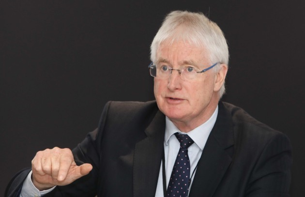 File Photo John Connaghan, who is a deputy director general of the HSE, was appointed interim head of the organisation. End.