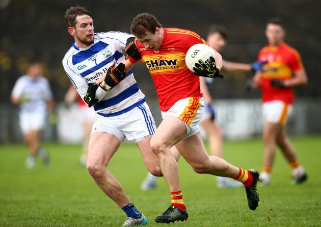 David Gavin tackles Eoghan OÕReilly
