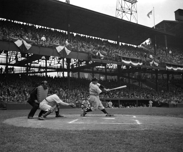 New York Yankees v Washington Senators