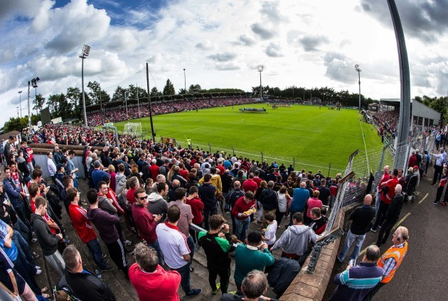 General view of Pairc Ui Rinn