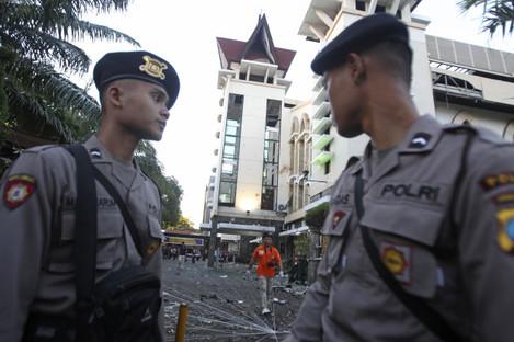 Indonesia Church Attacks