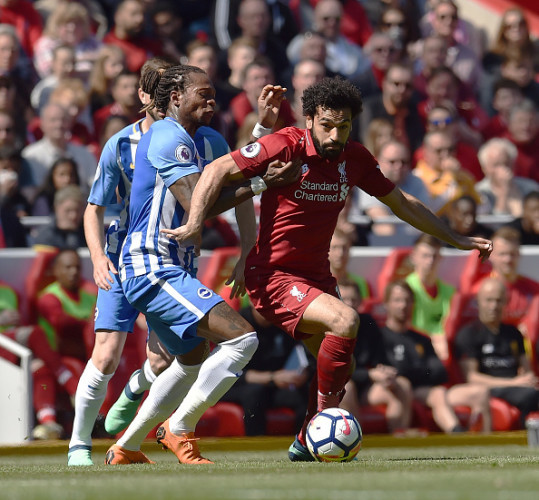 Liverpool v Brighton and Hove Albion - Premier League