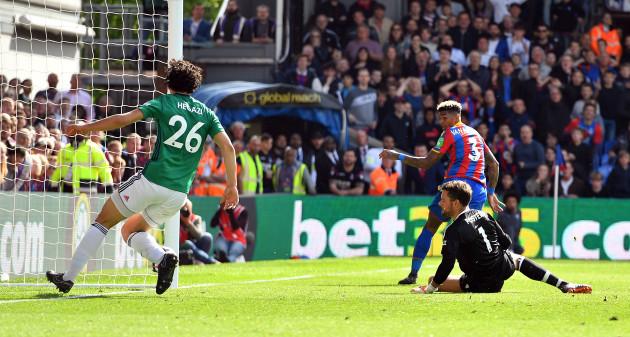 Crystal Palace v West Bromwich Albion - Premier League - Selhurst Park