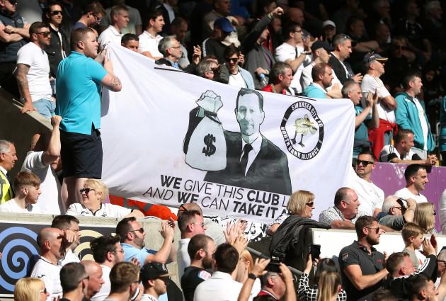 Swansea City v Stoke City - Premier League - Liberty Stadium