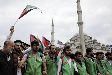 Turkey US Jerusalem