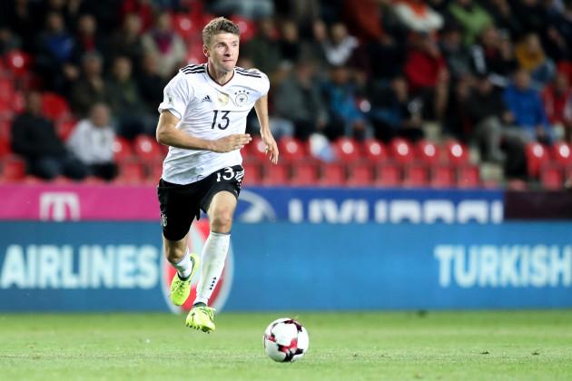 Czech Republic vs Germany