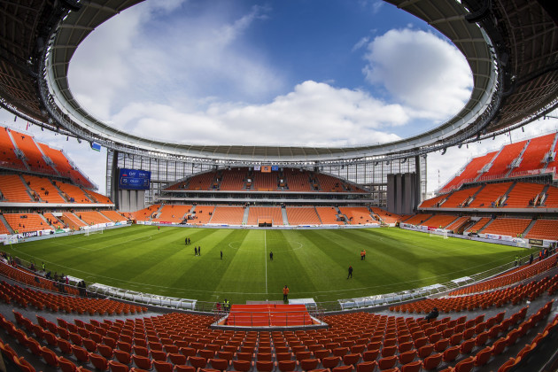 Soccer WCup City Yekaterinburg