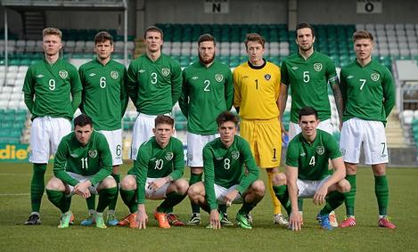 Republic of Ireland v Montenegro - UEFA Under 21 Championship Qualifier